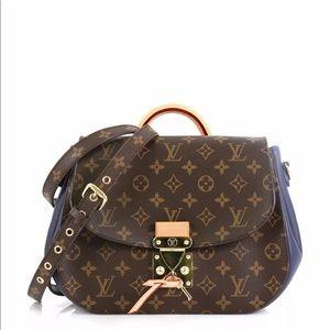 Louis Vuitton Eden Handbag Monogram Canvas MM